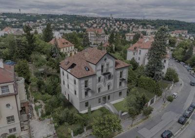Vila Anna – Praha 5, Smíchov
